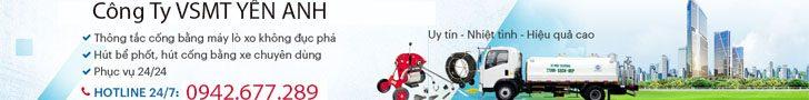 thông tắc công hút bể phốt tại hà nội