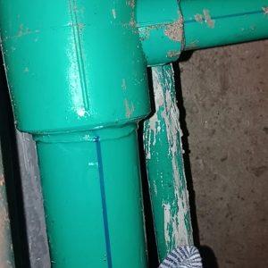 sửa chữa đường ống nước bục vỡ rò rỉ